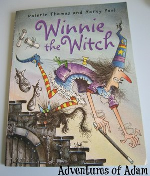 Adventures of Adam Winnie the Witch
