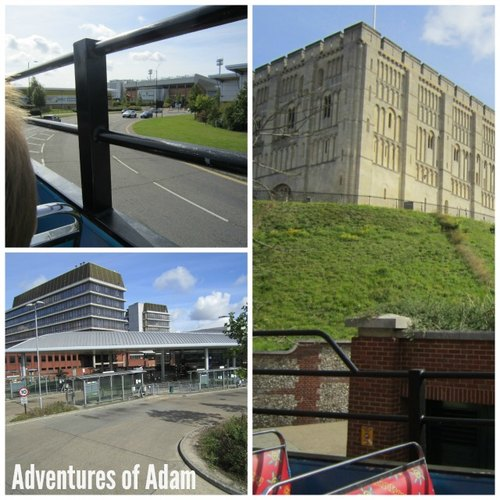 Adventures of Adam toddler activity around Norwich