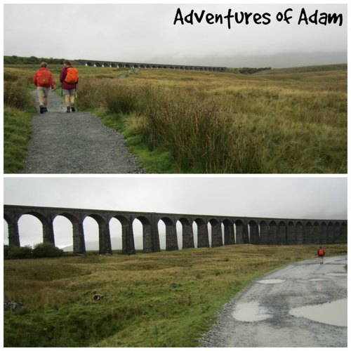 Adventures of Adam Ribblehead viaduct