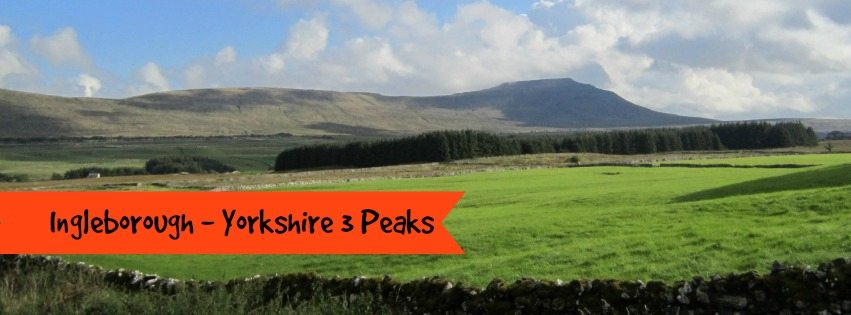 Adventures of Adam Ingleborough Yorkshire 3 Peaks