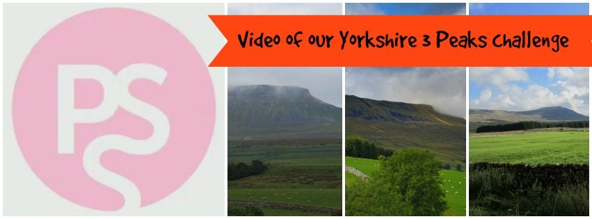 Video of our Yorkshire 3 Peaks challenge