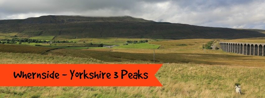 Adventures of Adam Whernside Yorkshire 3 Peaks