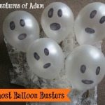 Adventures of Adam five ghost balloons