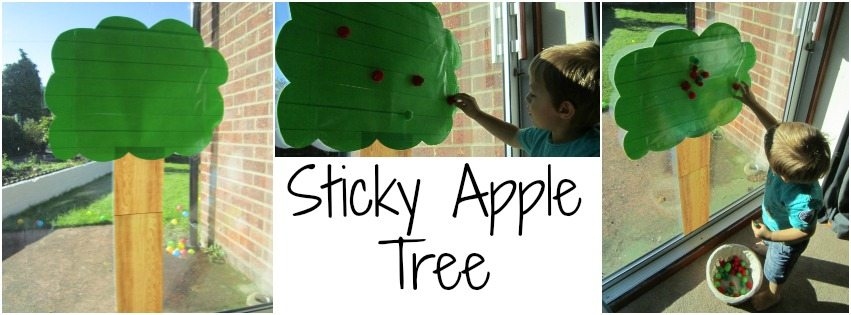 Adventures of Adam sticky apple tree
