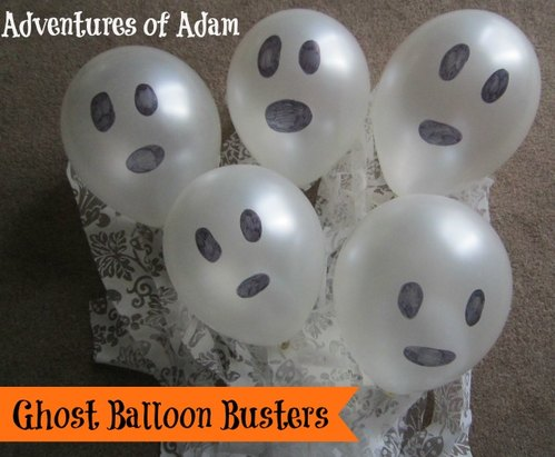 Ghost Balloons Ghost Balloon Busters Than