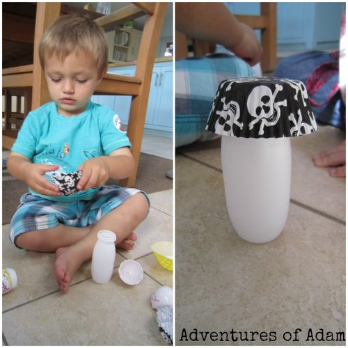 Adventures of Adam toddler independent play