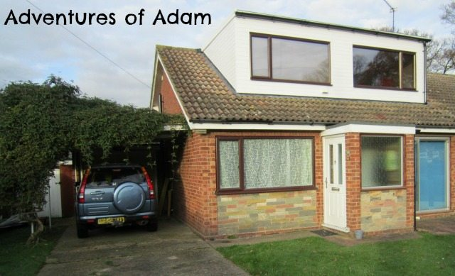 Adventures of Adam A house in Norfolk