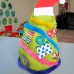 Adventures of Adam Aliens love Panta Claus playdough Underpants tree