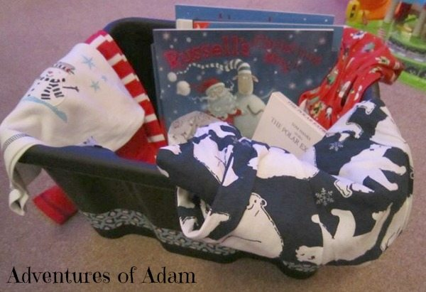 Adventures of Adam Christmas Eve Box
