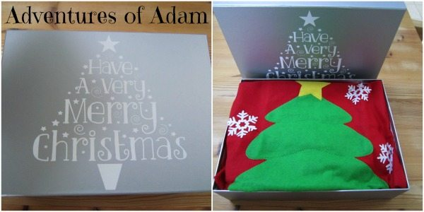 Adventures of Adam Christmas Eve Box 2014
