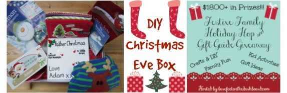 DIY Christmas Eve Box