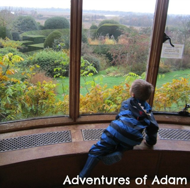Adventures of Adam How Hill view