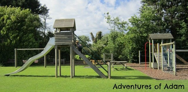 Adventures of Adam Norfolk Playground