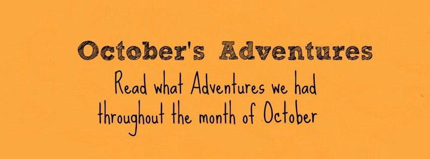 Adventures of Adam October