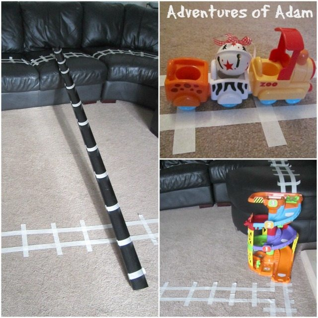 Adventures of Adam The Polar Express