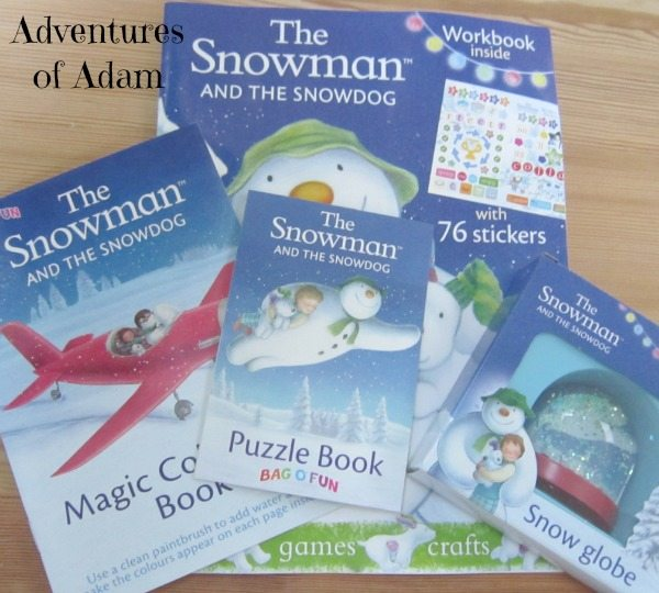 Adventures of Adam The Snowman and The Snowdog