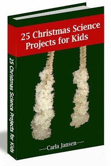 25 christmas science projects for kids cover 3d