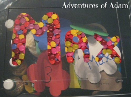 Adventures of Adam DIY Toddler Activity Gift Box