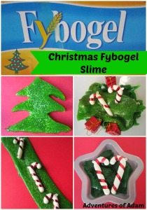 Adventures of Adam Christmas Fybogel Slime