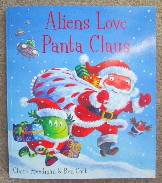 Adventures of Adam Aliens Love Panta Claus
