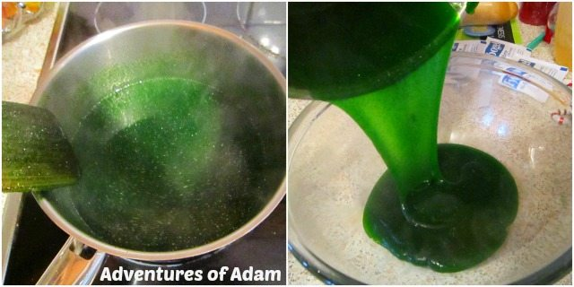 Adventures of Adam Fybogel Slime