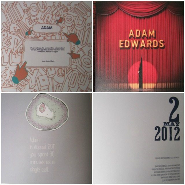 Adventures of Adam inside the Book Of Everyone