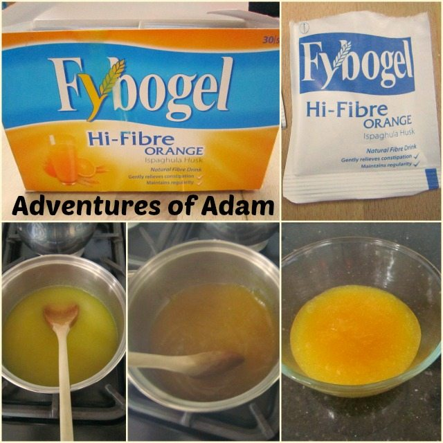 Adventures of Adam making Fybogel Slime