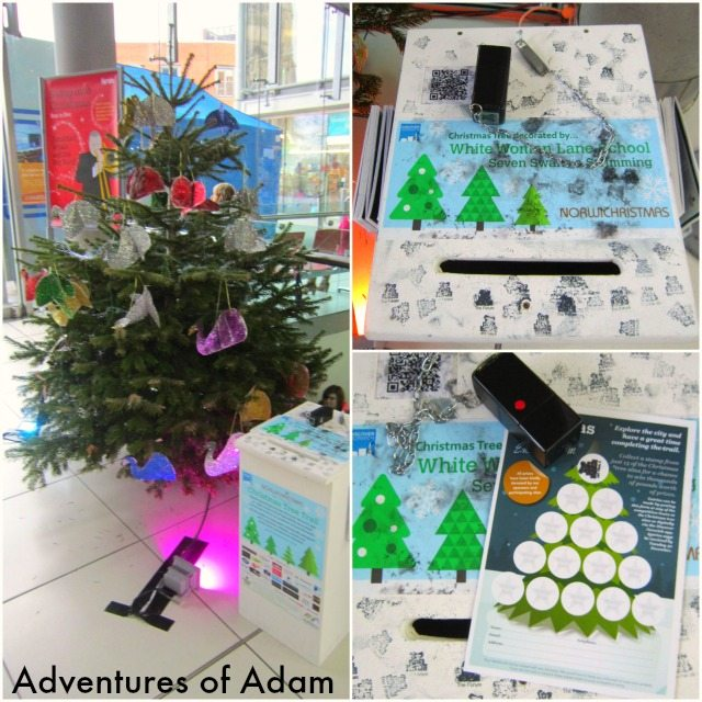 Adventures of Adam Norwich Christmas Tree Trail