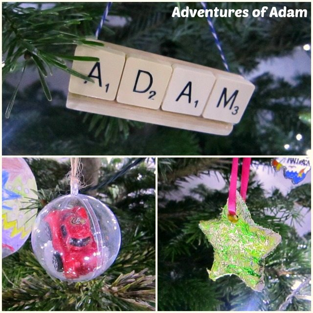 Adventures of Adam Ornament Swap