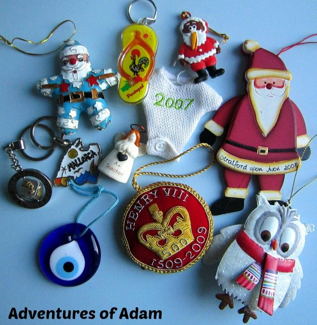 Adventures of Adam Special Christmas Decorations