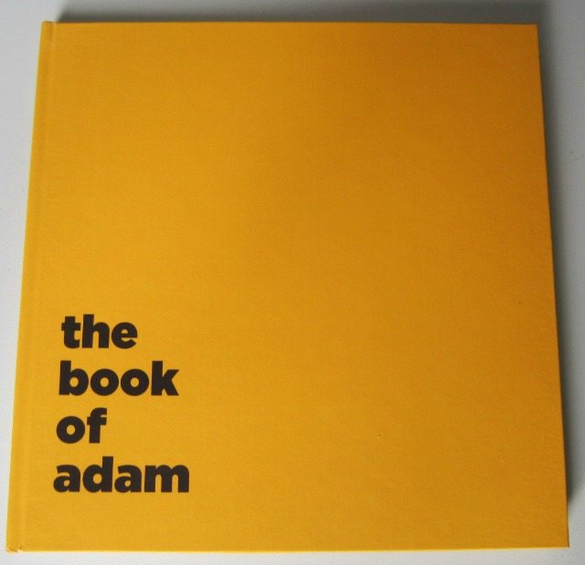 Adventures of Adam The book of everyone