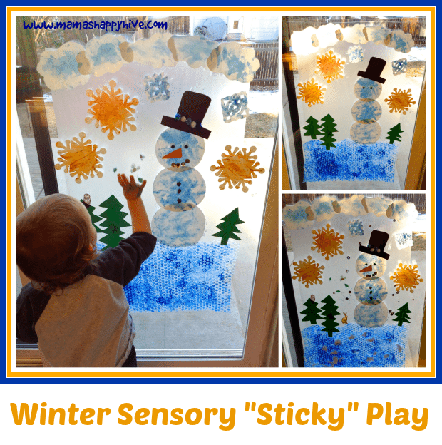 Winter-Sensory-Sticky-Play-2-www.mamashappyhive.com_