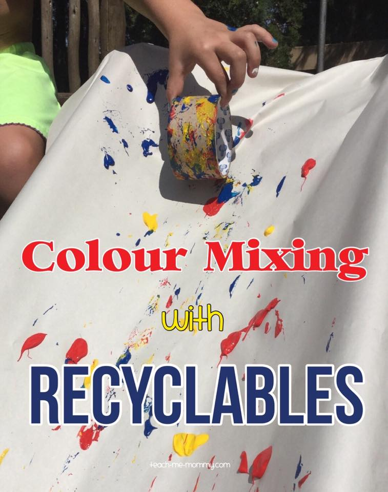 colour mixing