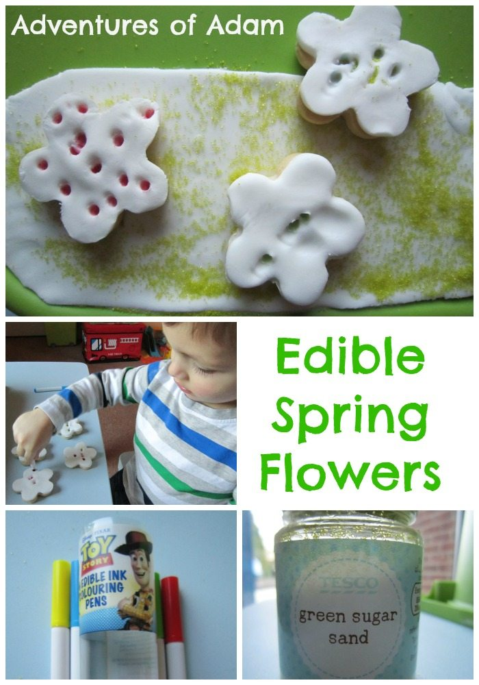 Edible Spring Flowers