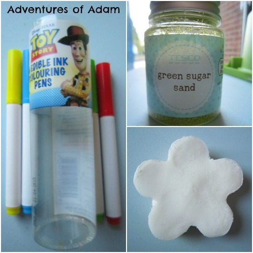 Adventures of Adam Edible ink colouring pens