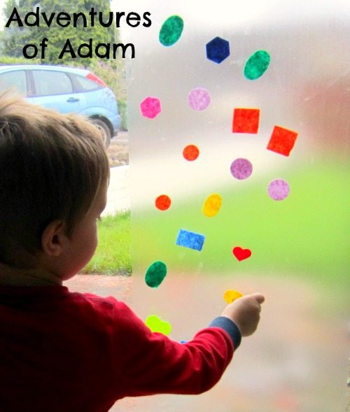 Adventures of Adam Shape recognition for toddlers