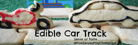 Edible Car Track