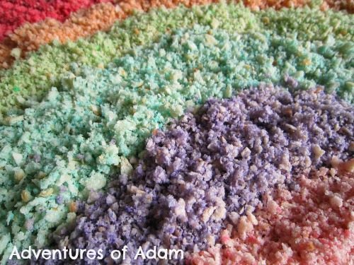 Adventures of Adam Edible Rainbow