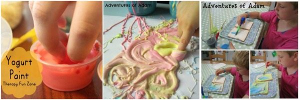 Adventures of Adam Edible paint