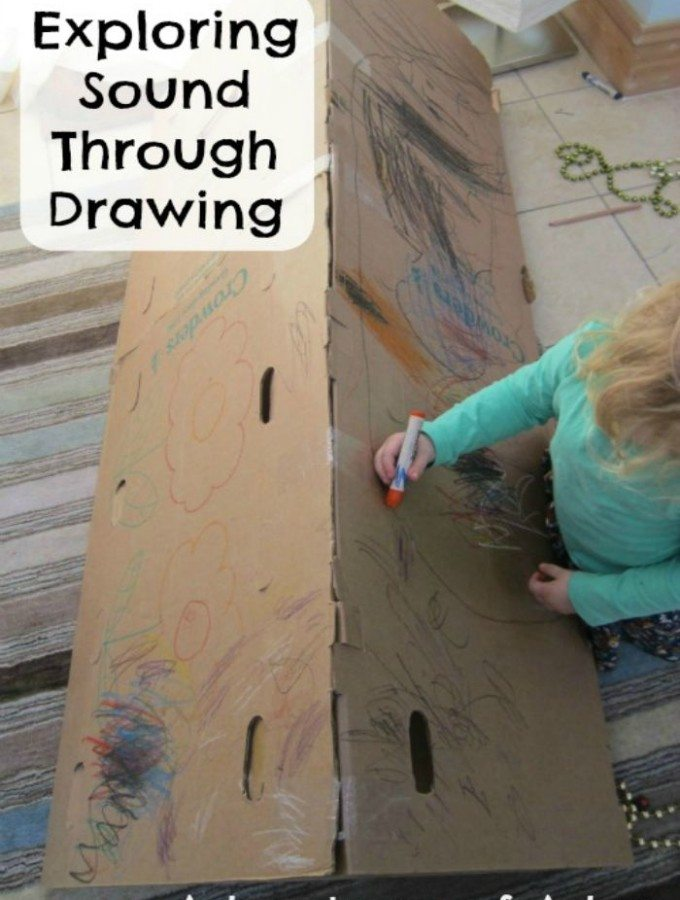 Exploring Sound Through Drawing