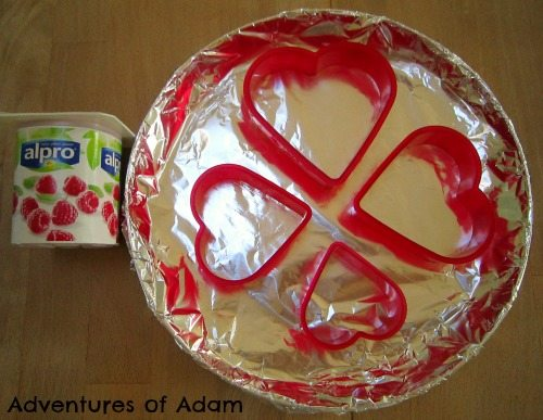 Adventures of Adam How to make a Valentine snack