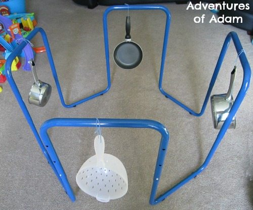 Adventures of Adam Musical Tuff Spot Stand