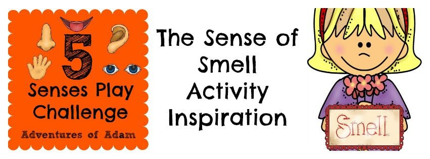 The Sense of Smell – Activity Inspiration