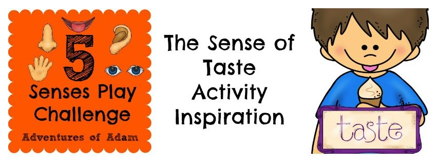 The Sense of Taste – Activity Inspiration