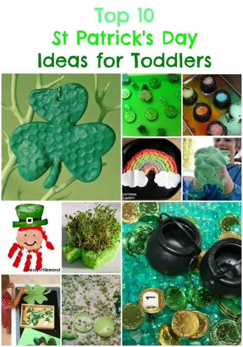 Adventures of Adam Top 10 St Patrick's Day Ideas for Toddlers