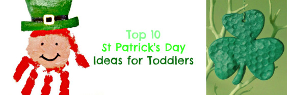 Top 10 St Patrick's Day Ideas for Toddlers