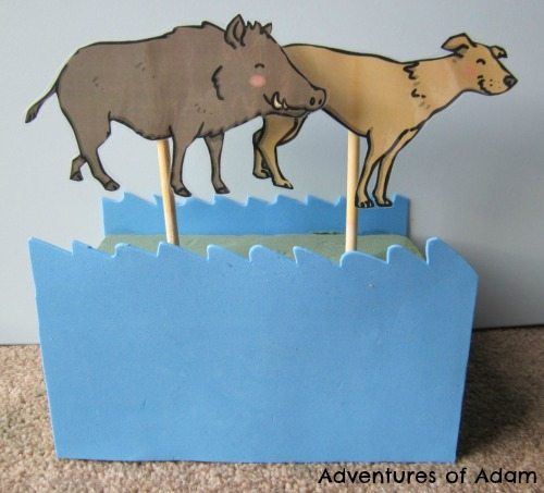 Adventures of Adam Year of the Dog and the Pig