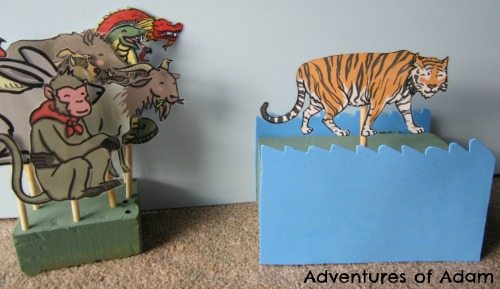 Adventures of Adam Year of the Tiger