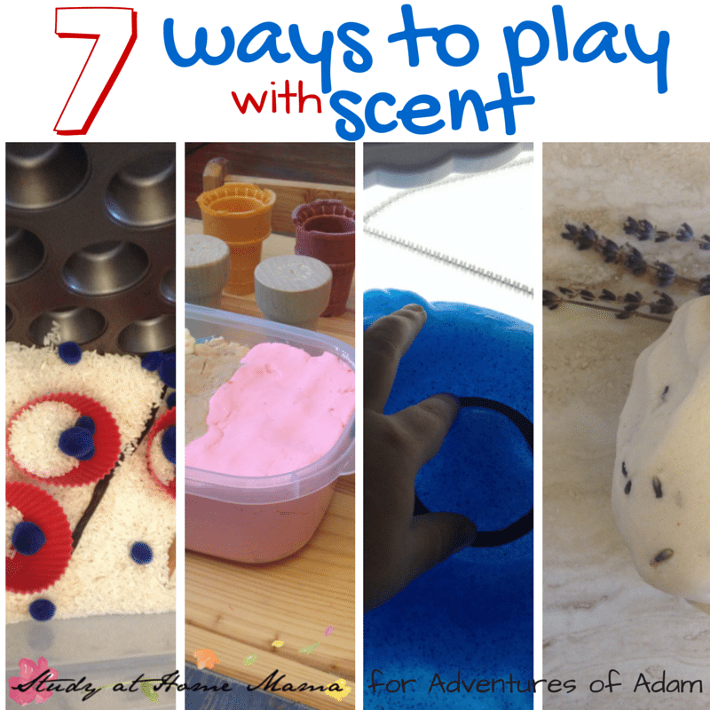 Adventures of Adam 7 ways to play with scent
