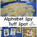 Alphabet Spy Tuff Spot Adventures of Adam